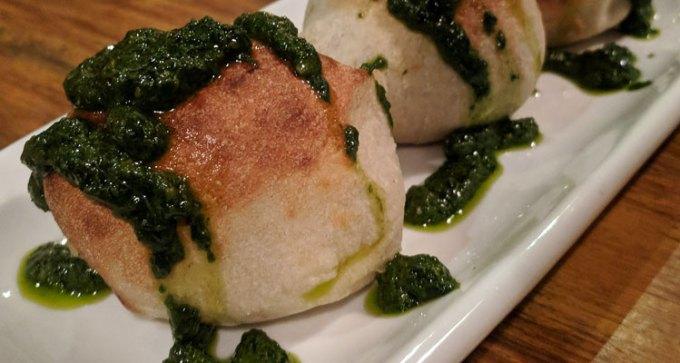 Prego: dough balls