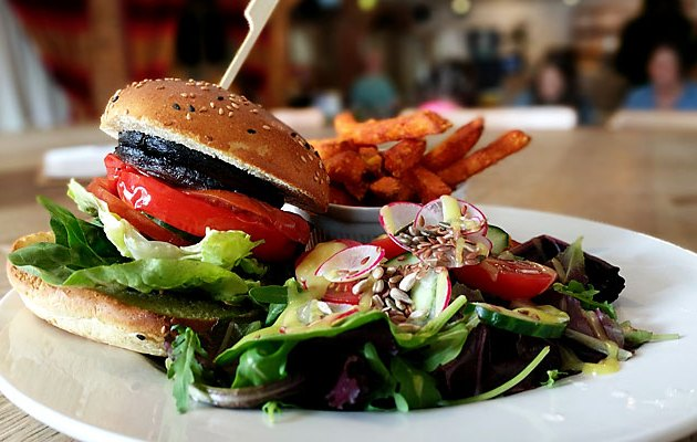 Top five places for vegetarian and vegan dining on the Isle of Wight