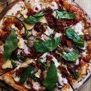 Saint Pizza, Newport