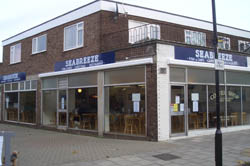 Seabreeze Cafe, East Cowes