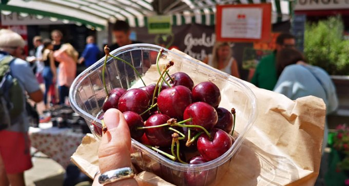 Godshill cherries