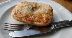 Red shank pie