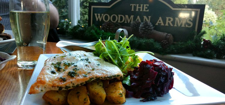 Woodman's Arms, Wootton