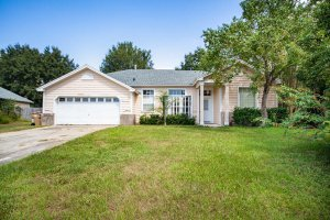 Front of 13132 Loblolly Ln Clermont FL