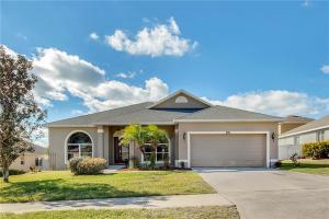 Front of 1825 Nature Cove Ln Clermont FL