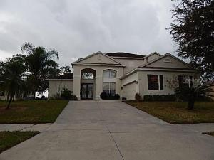 Front of 4576 Barrister Dr Clermont FL