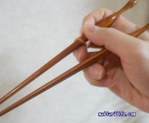 箸正しい持ち方3