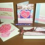 母の日のプレゼントに手作りカードはいかが?4つの愛(アイ)デア