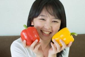パプリカ栄養効能
