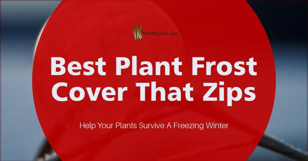 Frost Protection Cloth That Zips Featured Image