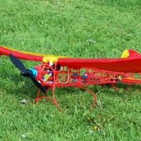 3Doodler Plane - Powered Flight