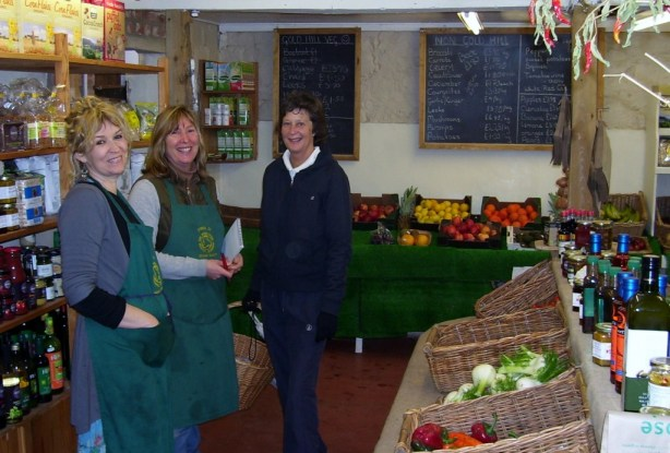 Gold Hill Farm Shop