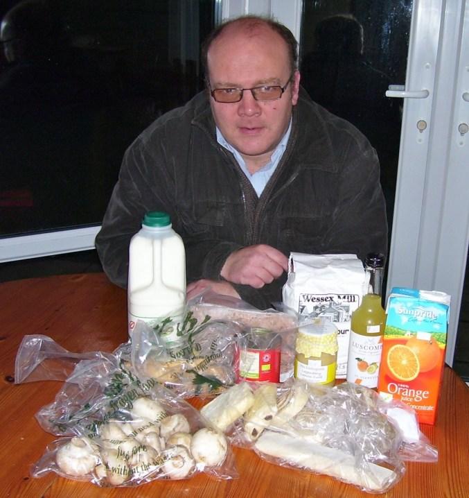 Lulworth farm shop products