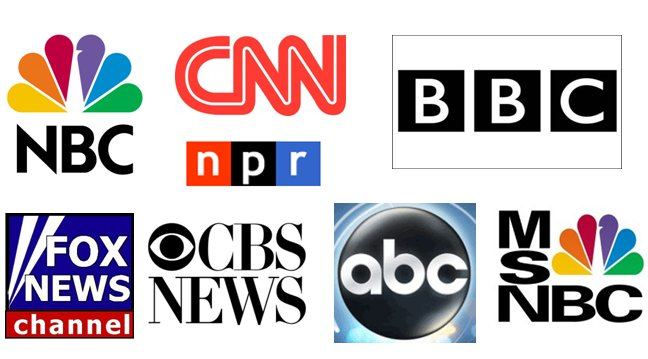 Are the mainstream media the weapons of mass deception?'