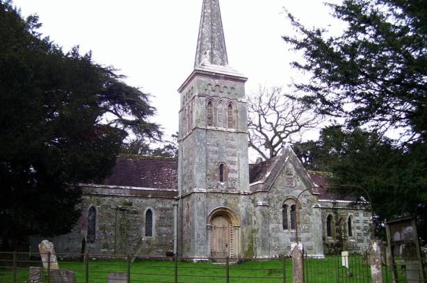 STamworth Church