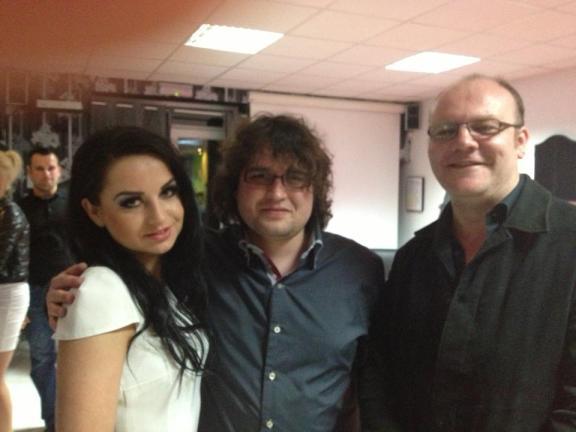 Zofia, Slavek & Matt