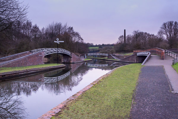 Dudley No 2 Canal Bridges