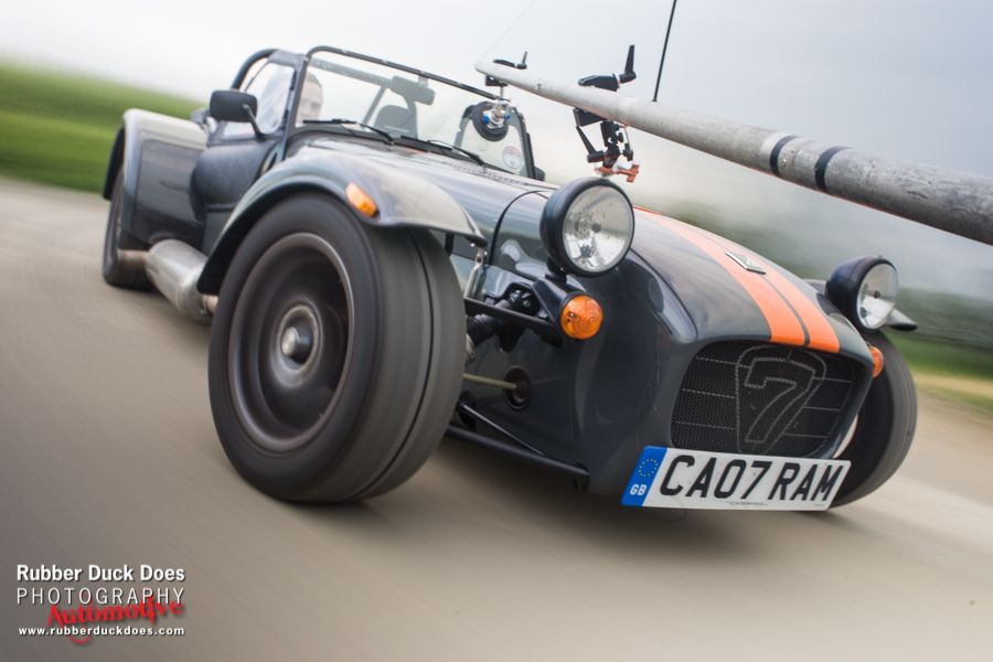 Caterham For Car Throttle
