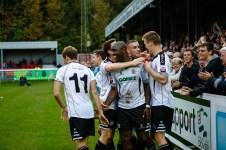 Dover v Oxford City in FA Cup