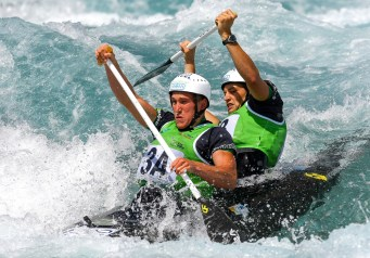 2014 ICF Canoe Slalom World Cup