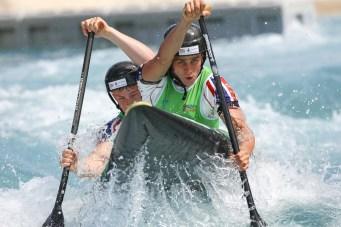 2014 ICF Canoe Slalom World Cup.
