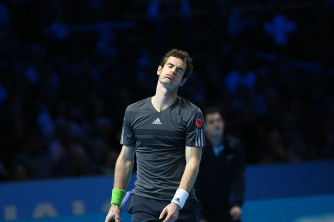 Andy Murray the face says it all
