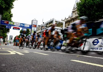 Ladies Johnson Health Tech Westminster Grand Prix.