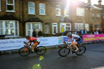 The Croydon round of the Matrix Fitness Grand Prix