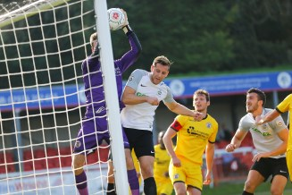 FA Cup 4th Round Qualifying