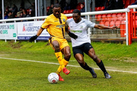 Dover Athletic v Sutton United