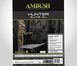Tree Stand Box Label