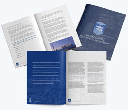 Financial Company Overview Brochure
