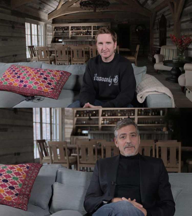 George Clooney Matt Callanan
