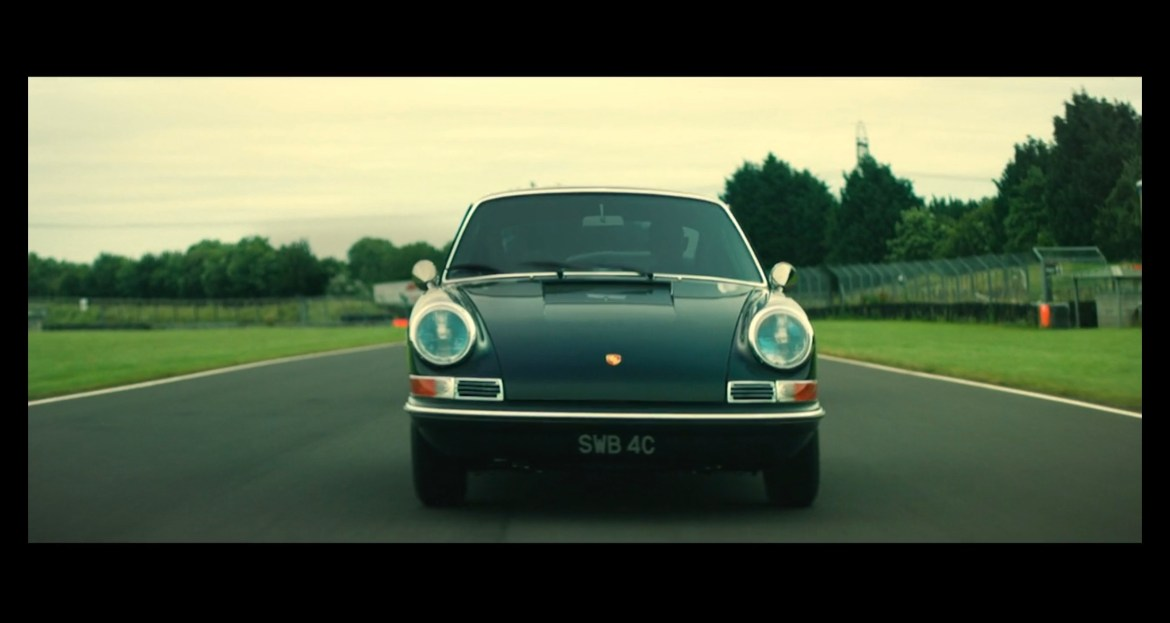 Porsche Dick Lovett We Make Film Happen