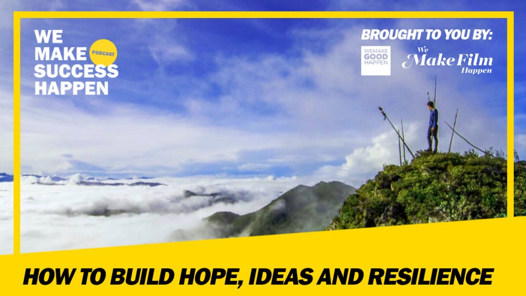 How To Build Hope, Ideas And Resilience With Matt Prior