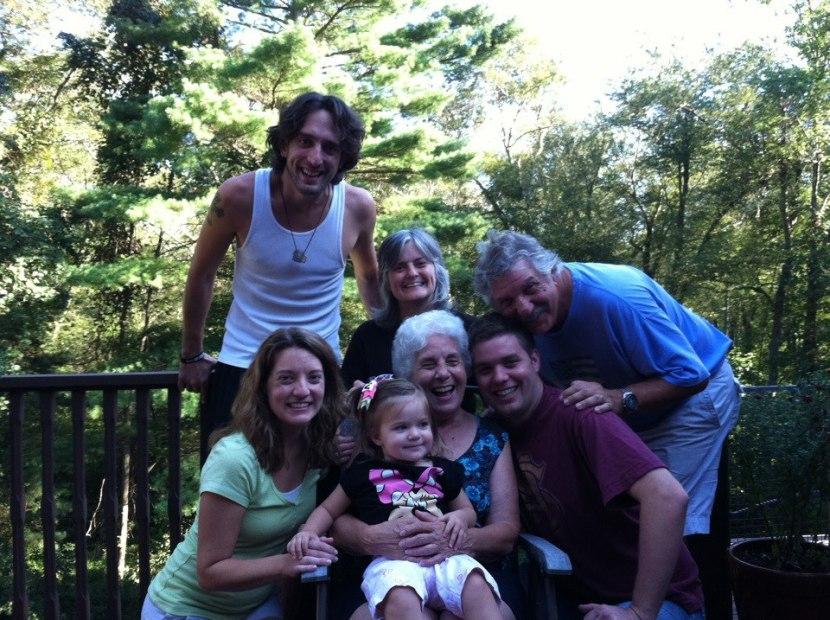 Matt Cavallo and Family