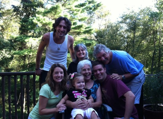 Matt Cavallo and Family