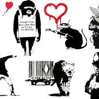 Artist Books_1st artist Banksy