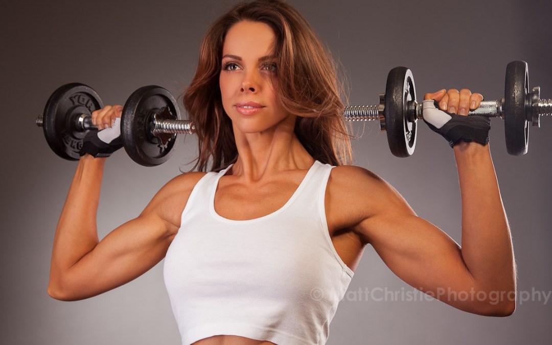 Abigail Edwards – Fitness Shoot