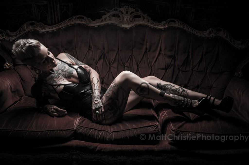 London Boudoir Photographer - Laura Haley
