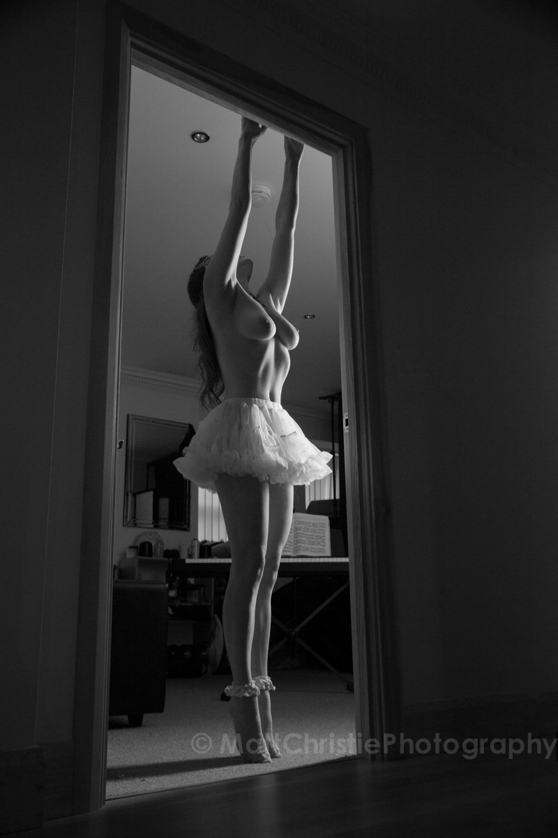 Samantha Bentley Borken Ballerina