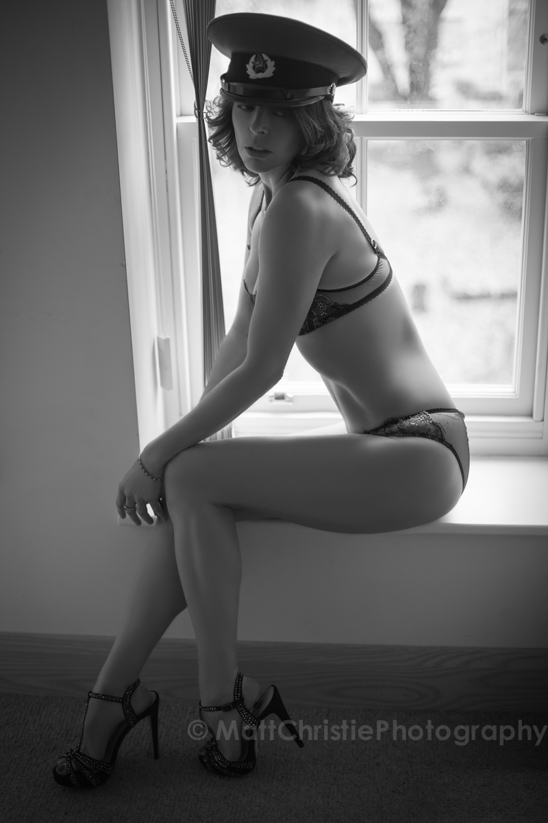 London Boudoir Photographer - Janet