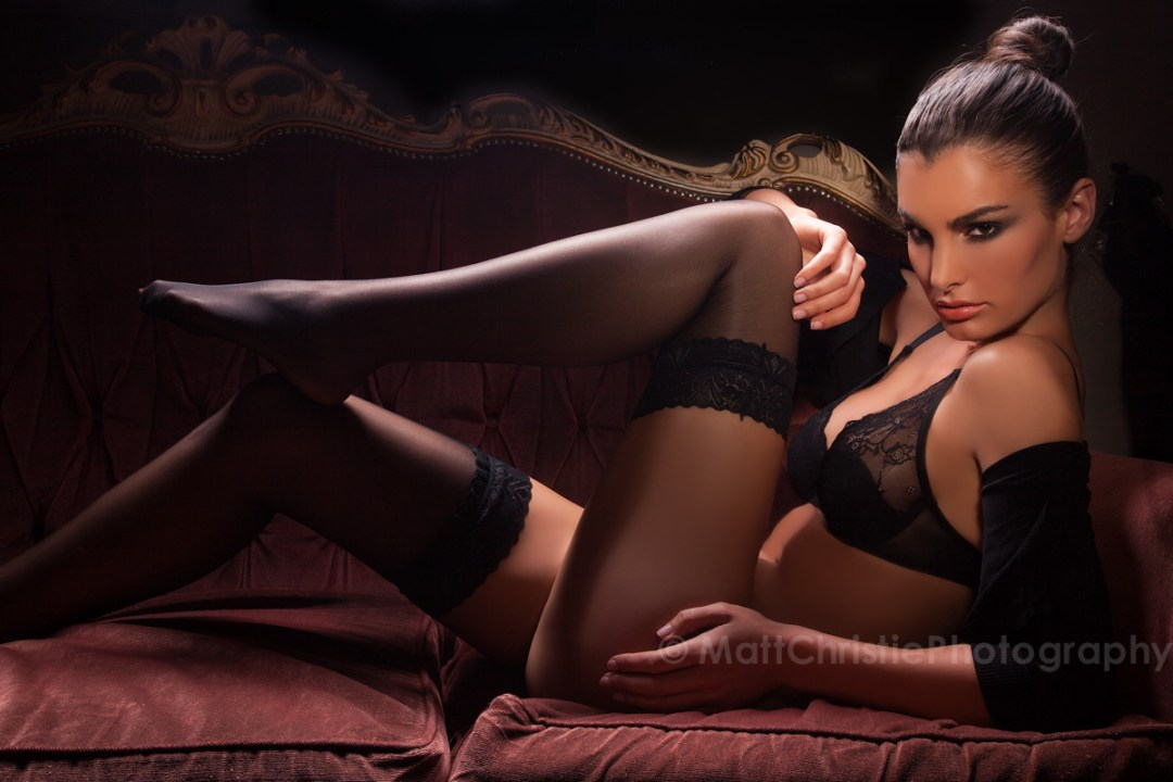 Simona London Lingerie Photography
