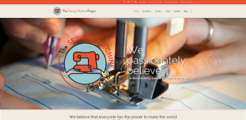 The Sewing Machine Project