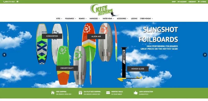 kiteriders-homepage-screentshot