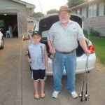 Fishin' with Grandpa