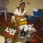 Coffee Ceremony at the Care Center
