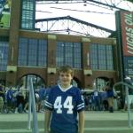 Aiden's #ColtsStrong Summer and a Cody Zeller sighting