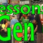 3 Lessons from my First Gen Con