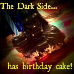 Free food makes birthdays fun again